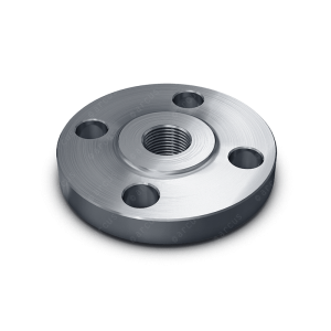 Threaded flange ASTM
